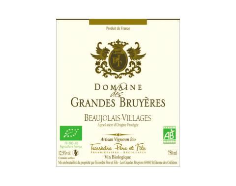 DOMAINE DES GRANDES BRUYERES