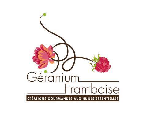 GÉRANIUM-FRAMBOISE / FRANÇOISE BICHONNIER
