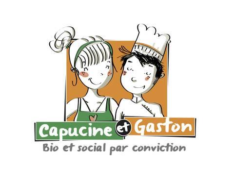 CAPUCINE ET GASTON