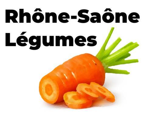 RHÔNE-SAÔNE LÉGUMES