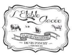 Logo - Denis Poncet - L'étable glacée