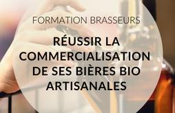 [FORMATION]Réussir la commercialisation de ses bières bio artisanales