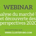 <p>Webinar : Analyse du marché bio et découverte des perspectives 2020</p>