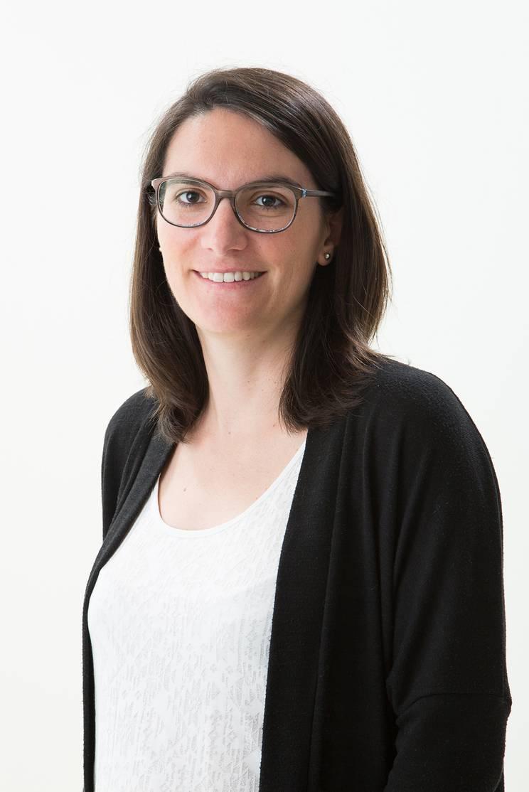 Lucie MESTRALLET - Chargée de mission filières