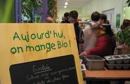 Formation : La restauration collective, un débouché pour mes produits bio ?
