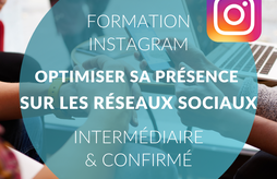 Optimiser sa présence et sa communication sur Instagram- INTERMÉDIAIRE