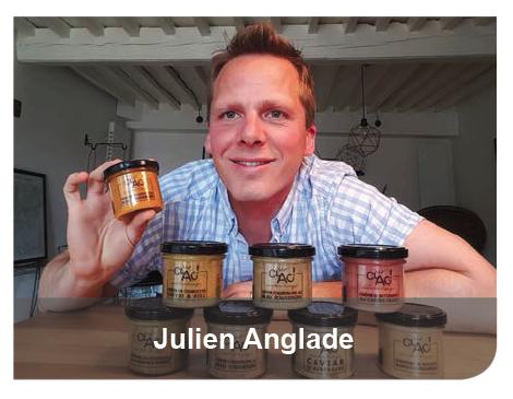 Julien ANGLADE, fondateur de CLAC