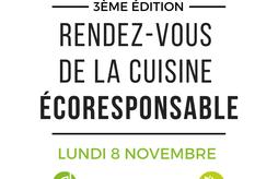 3ème édition des Rendez-vous de la cuisine écoresponsable