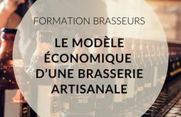 [FORMATION] Le modèle économique pour une brasserie artisanale