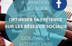 Optimiser sa présence et sa communication sur Facebook - DÉBUTANT