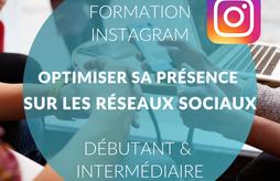 Optimiser sa présence et sa communication sur Instagram- DÉBUTANT